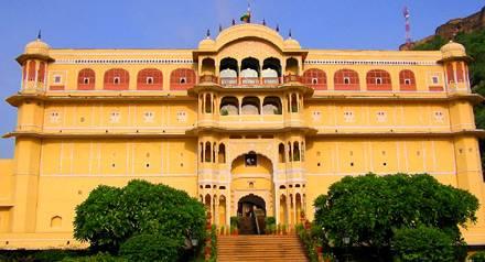 Informazioni Samode, Rajasthan - India