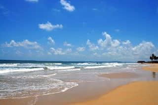 Goa mare, viaggio Karnataka, Sud India