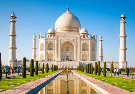 Taj Mahal, Agra - Viaggio in nord India
