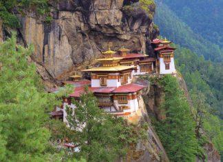 Viaggio in Bhutan, la tana della tigre