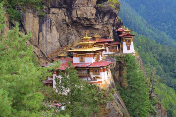 Viaggio in India e Bhutan 10gg