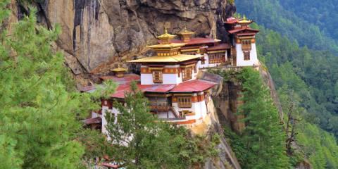 La tana della tigre - Viaggio Punakha Festival, Bhutan