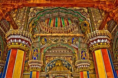 Informazioni Thanjavur (Tanjore), Tamil Nadu - India