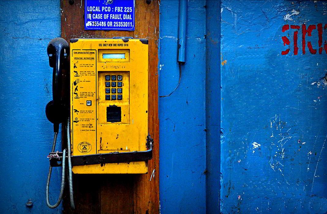 Numeri telefonici Utili In India