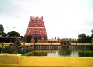 Tempio Nataraj, Chidambaram - India