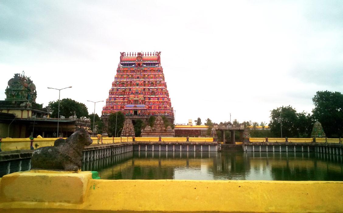 Tempio di Madurai, viaggio sud India