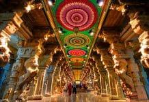 Tempio Meenakshi a Madurai, Viaggio in Sud India