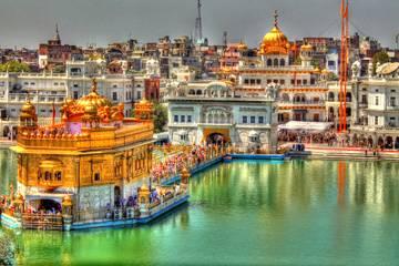 Tempio d'oro, Amritsar - Gran tour Punjab, Ladakh e Kashmir