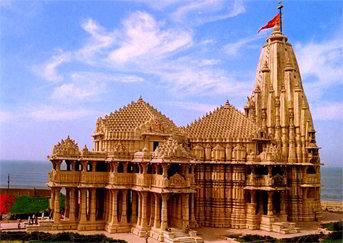 Tempio Somnath, Gujarat - Viaggio templi e palazzi di Gujarat