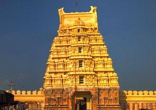 Tempio Sri Ranganathaswamy, viaggio Karnataka, Sud India