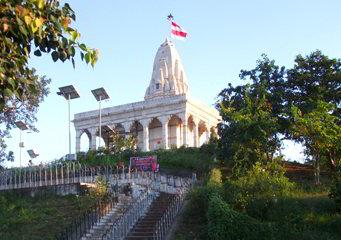 Tempio Takteshwar, Bhavnagar - Viaggio tribale in Gujarat