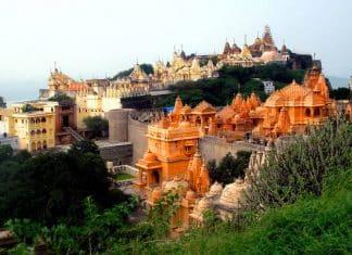 Templi di Palitana, Gujarat