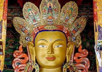 Monastero di Thiksey, Viaggio per la Festa Hemis a Leh
