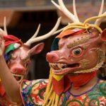 Viaggio Thimpu Festival, Bhutan