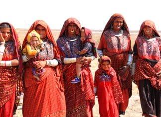 Viaggio tribale in Gujarat