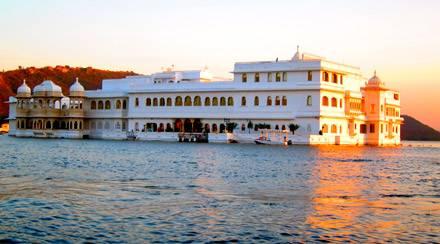Lago Pichola, Udaipur - Viaggio di nozze in India