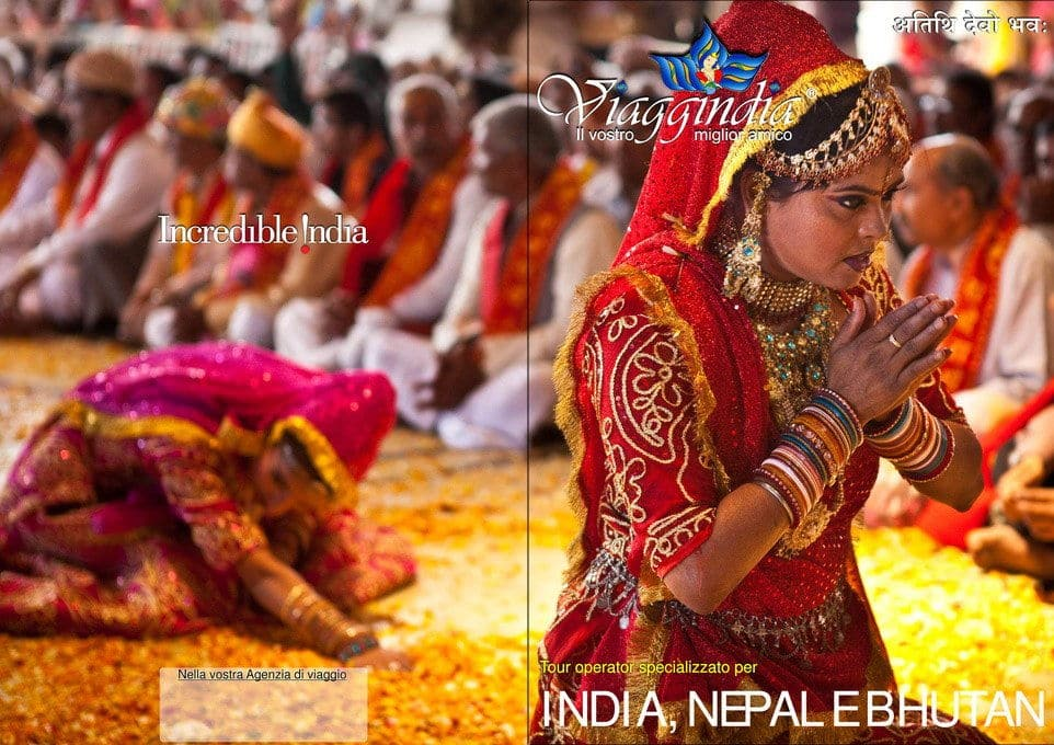 Viaggindia Catalogo viaggi in India, Nepal e Bhutan