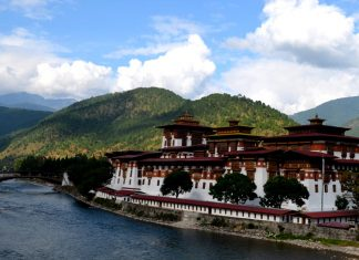 Viaggio in Bhutan, Punakha