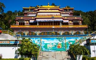 Rumtek Monastero - Viaggio in Bhutan e Sikkim