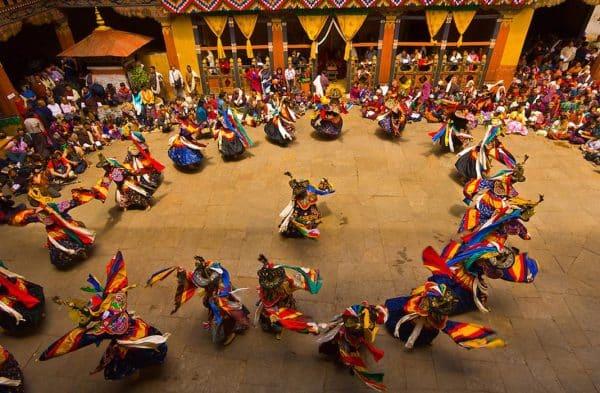 Viaggio Thimpu Festival, Bhutan - 12 giorni