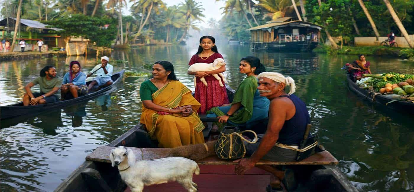 Informazioni Alleppey / Alappuzha - Kerala, India