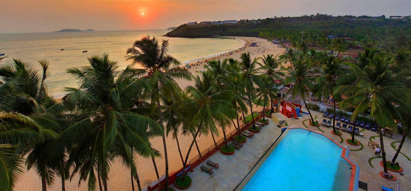 Hotel Bogmalo Beach Resort, Goa - India