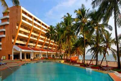 Hotel Bogmalo Beach Resort, Goa - India