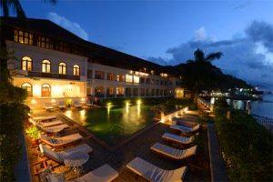 Hotel Brunton Boatyard - Kochi / Cochin, Kerala - India