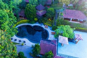 Hotel Cardamom County Periyar / Thekkady, Kerala - India