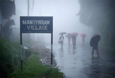 Informazioni Cherrapunji, Meghalaya - India