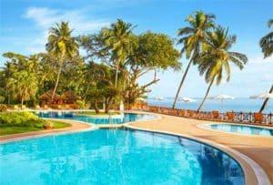 Hotel Cidade de Goa, Goa - India