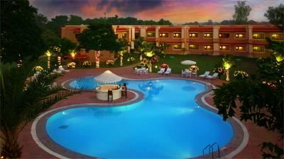 Hotel Clarks - Khajuraho, Madhya Pradesh, India