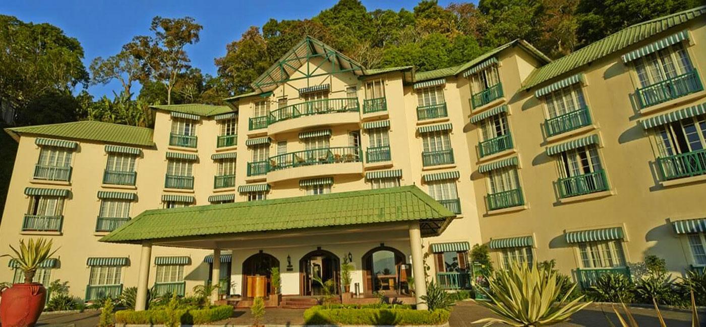 Hotel Club Mahindra Munnar, Kerala - India