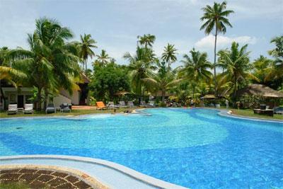 Hotel Coconut Lagoon Kumarakom, Kerala - India
