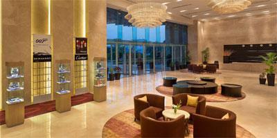 Hotel Crowne Plaza - Kochi / Cochin, Kerala - India