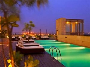 Hotel Crowne Plaza - Delhi, India