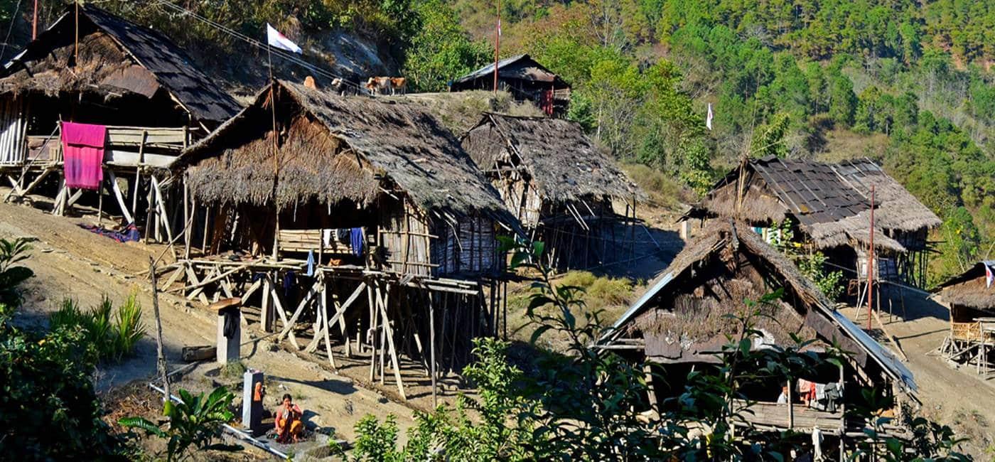 Informazioni Daporijo - Arunachal Pradesh, India