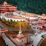Informazioni Dirang, Arunachal Pradesh, India