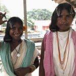 Ragazze Dongaria Kond al Mercato tribale di Chatikona – Viaggio tribale in Orissa