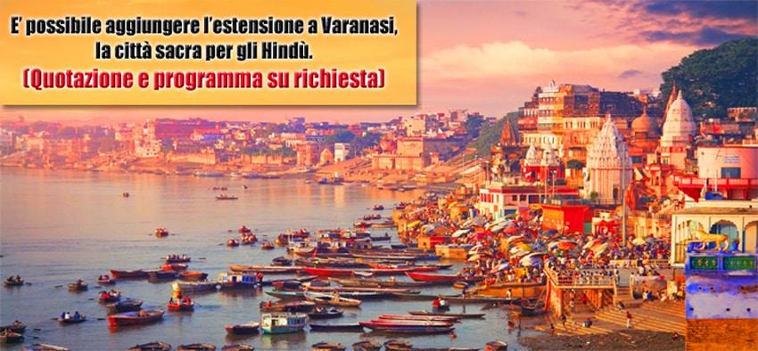 estensione a Varanasi