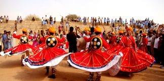 Viaggio per la Festa del Deserto, Rajasthan