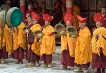 Viaggio per la Festa Hemis a Leh