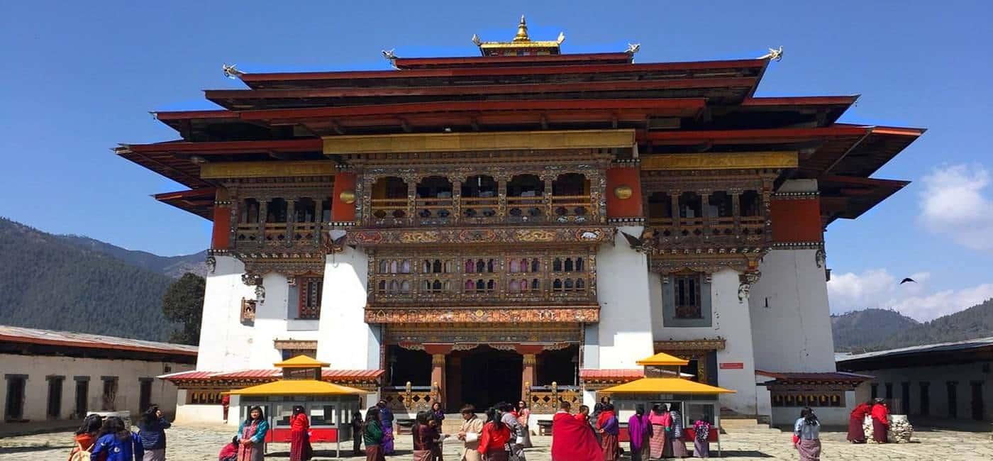 Informazioni Gangtey, Bhutan