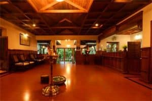 Hotel Greenwoods Resort Periyar / Thekkady, Kerala - India
