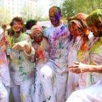 Jaipur - Viaggio per la festa dei colori holi in India
