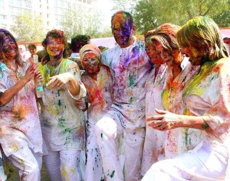 Jaipur - Viaggio di gruppo per la Festa dei colori Holi in India
