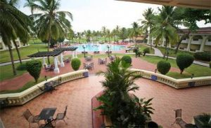 Hotel Holiday Inn Resort, Goa - India