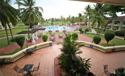 Hotel Holiday Inn Resort, Goa - India