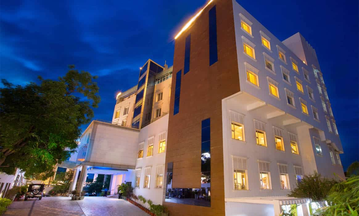 Hotel Atithi, Pondicherry / Puducherry, Tamil Nadu - India