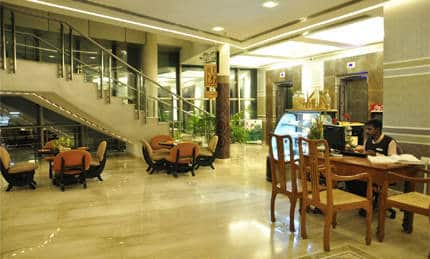 Hotel Atithi, Pondicherry / Puducherry, Tamil Nadu - India